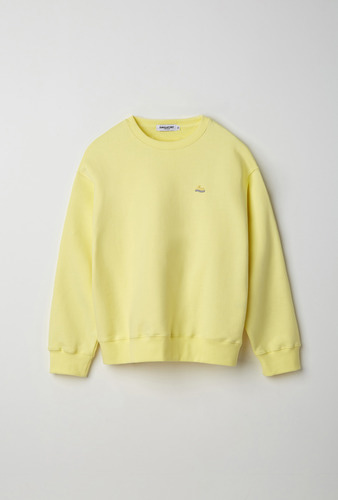 [UNISEX] COLORFUL EVAN SWEATSHIRT LEMON