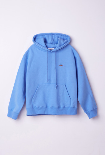 [UNISEX] COLORFUL EVAN HOODY SKY BLUE