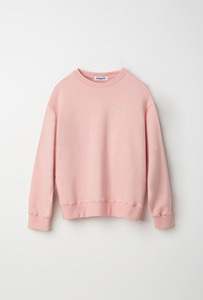 [UNISEX] COLORFUL EVAN SWEATSHIRT PINK