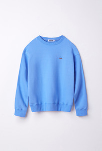 [UNISEX] COLORFUL EVAN SWEATSHIRT SKY BLUE