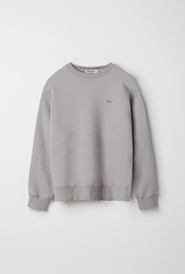 [UNISEX] COLORFUL EVAN  SWEATSHIRT GREY