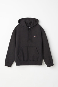 [UNISEX]COLORFUL EVAN HOODY BLACK